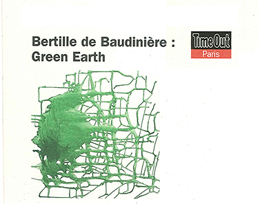 Green Earth - Paris Time Out - 2014