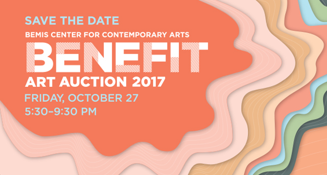 Bemis Center - Benefit Art Auction 2017