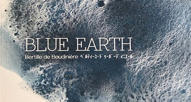 Publication du livre - Blue Earth - 2020