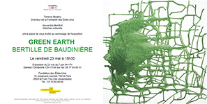 Exposition Green Earth - Paris